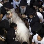 Rabbi Funeral