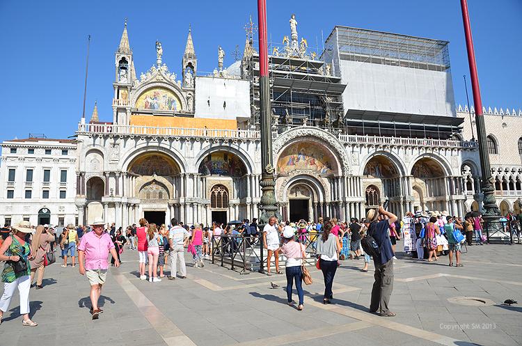 Plaza Roma versus Rialto en vice versa