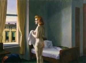 Hopper Morning