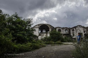 Urbex - great location