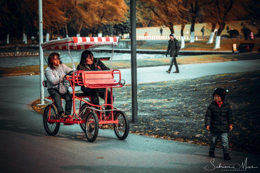 ©Sabrina Maes, Shanghai Century Park