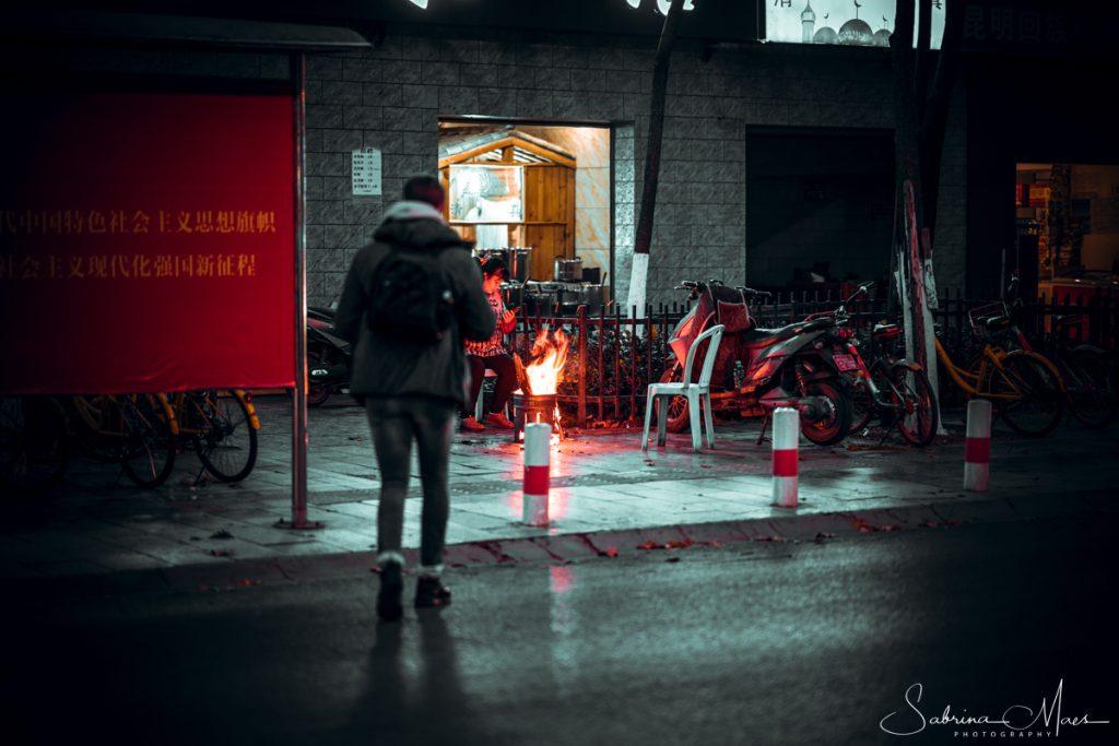 ©Sabrina Maes, Dalian Lake