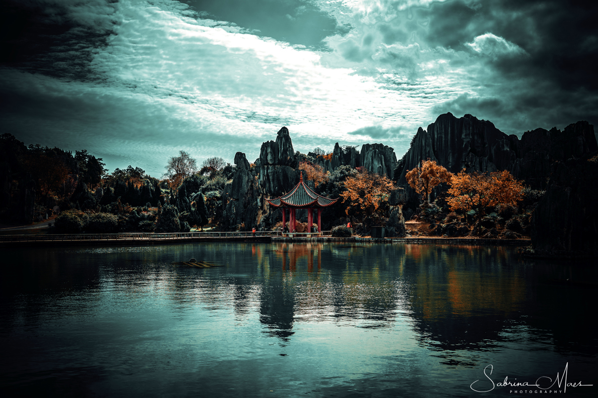 ©Sabrina Maes, Stone Forest, Kunming China