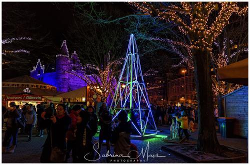 ©Sabrina Maes, Kerstmarkt Antwerpen 2017