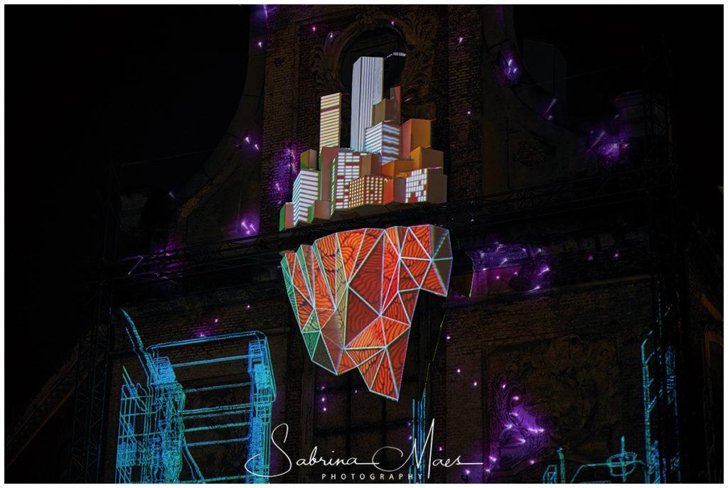 ©Sabrina Maes, Lichtfestival Gent