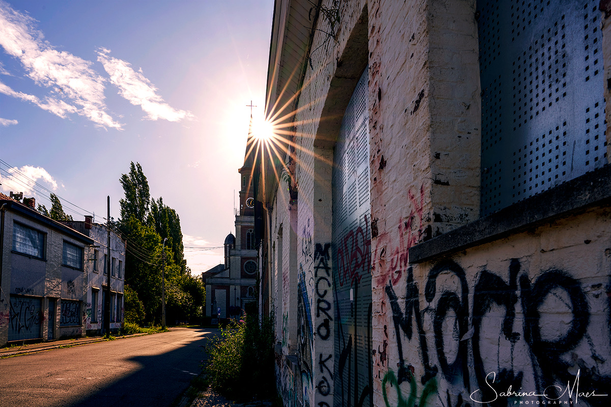 Doel, Hidden Places #4, Sabrina Maes