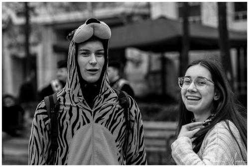 Youth For Climate, Anuna De Wever, Greta Thunberg
